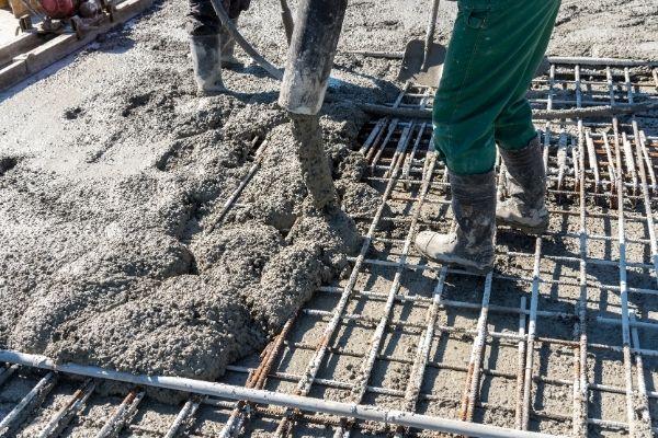 concrete Virginia Beach